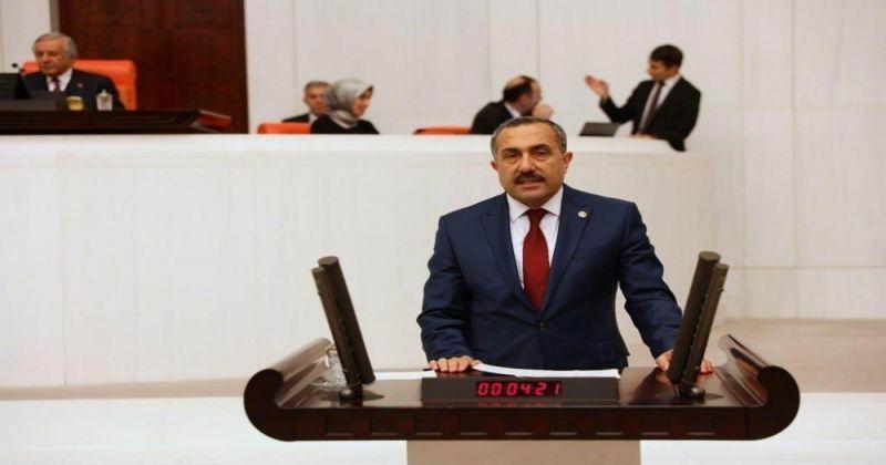 """Milletvekili Arvas: """"500 milyar TL kamu alacağı yeniden yapılandırılıyor"""""""