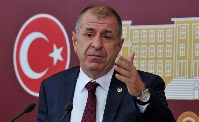 """Ümit Özdağ: """"İYİ Parti HDP ile işbirliği yapıyor"""""""