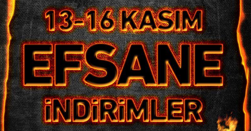 November Discounts in Karaman Boolmar are Different