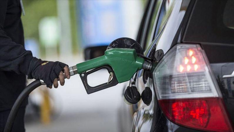 Gasoline raise!