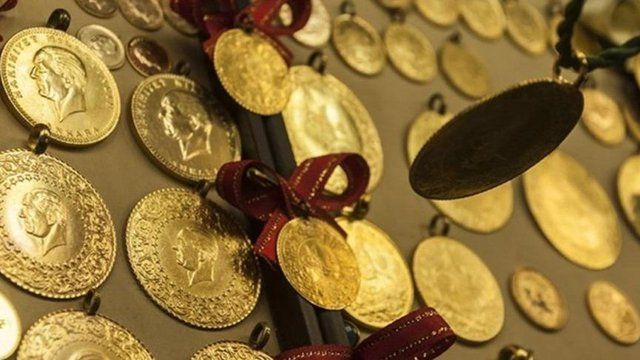 How much are gold prices on November 13?
