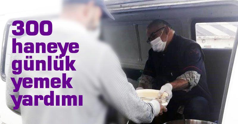 Hot food every day from Karaman Municipality to the needy