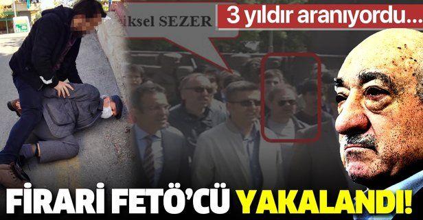3 yıldır aranıyordu... Ankara'da yakalandı