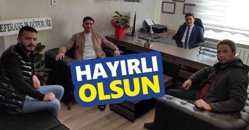 Adem Çınardal Financial Advisory Office Opened