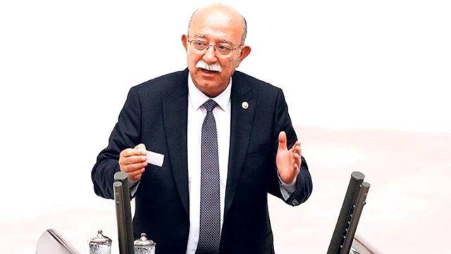 İYİ Parti Adana Milletvekili İsmail Koncuk partisinden istifa etti.