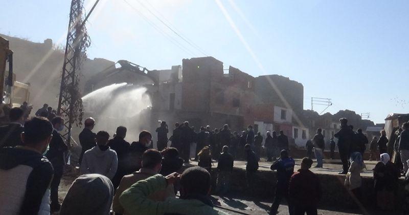 Diyarbakır surlarının gün yüzüne çıkarılma çalışması sürüyor
