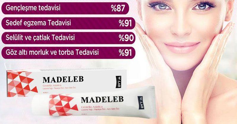 What is Madeleb Cream? Madeleb Cream Benefits, Effects, Users