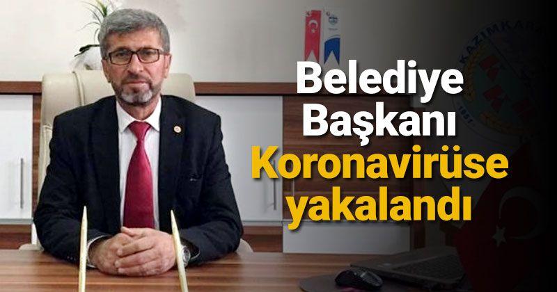 Kazımkarabekir Belediye Başkanı Koronaya Yakalandı
