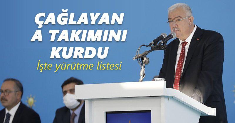 Abidin Çağlayan Founded A Team