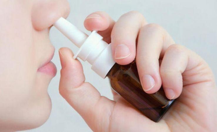 Does nasal spray protect from corona?
