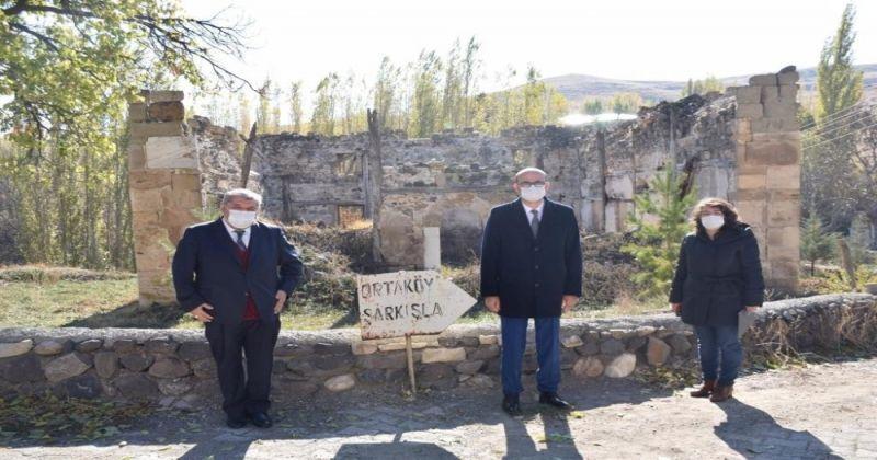 500 yıllık caminin restorasyonu için çalışma başlatıldı