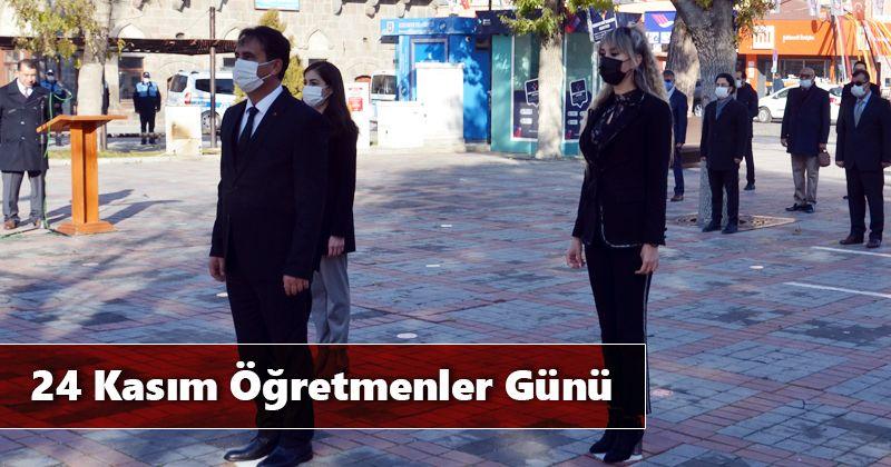 November 24 Teachers' Day in Karaman