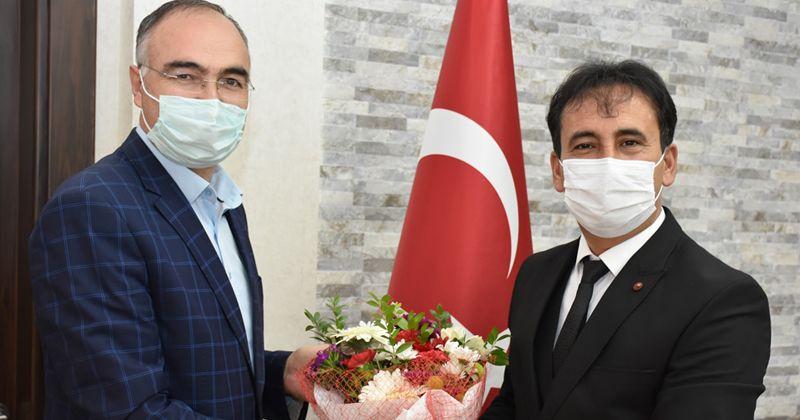 November 24 Teachers' Day Visit to Çalışkan