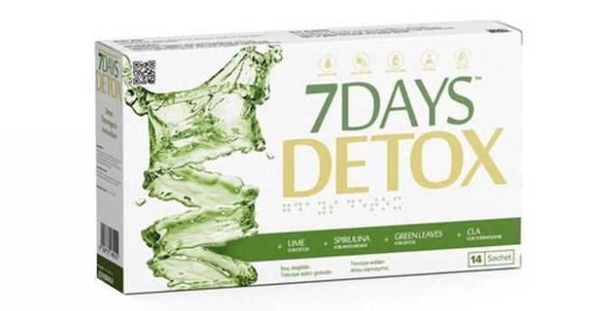 7 Days Detox Nedir? Ne İşe Yarar, Faydaları, Etkileri, Kullananlar