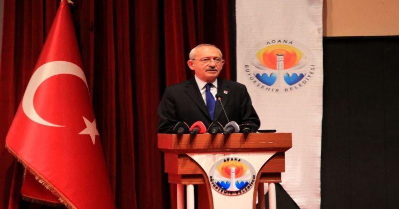 Kemal Kılıçdaroğlu: Ahlaklı bir siyaseti bu coğrafyaya getirmek istiyoruz