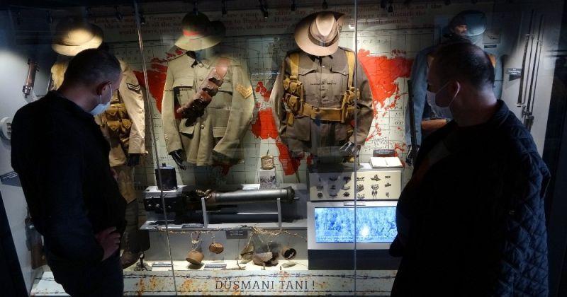 Çanakkale Savaşları Mobil Müzesi'nin 50'nci durağı Osmaniye oldu