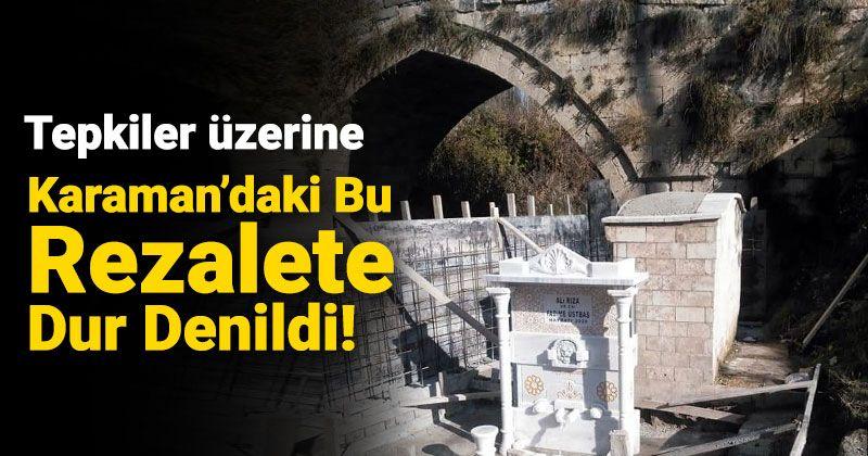 AK Parti: Akköprü'deki inşaat için inceleme başlatıldı