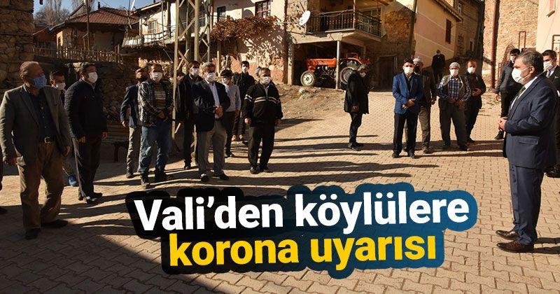 Village Visits from Governor Işık