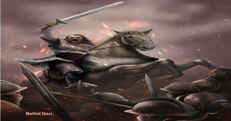 Türk Mitolojisi karakterleri sanal sergide