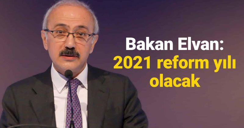 Bakan Elvan'dan enflasyon açıklaması