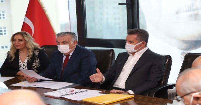 Türkiye Değişim Partisi ilk Merkez Yürütme Toplantısını gerçekleştirdi