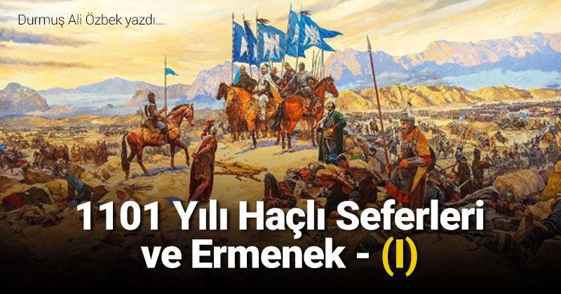 1101 Crusades and Ermenek - (I)