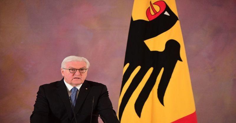 Germany blames Trump for Congressional raid