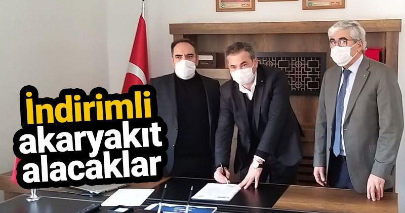 Türkiye Kamu-Sen üyelerine Yurtpet Petrol Pirireis Şubesinde indirim uygulanacak