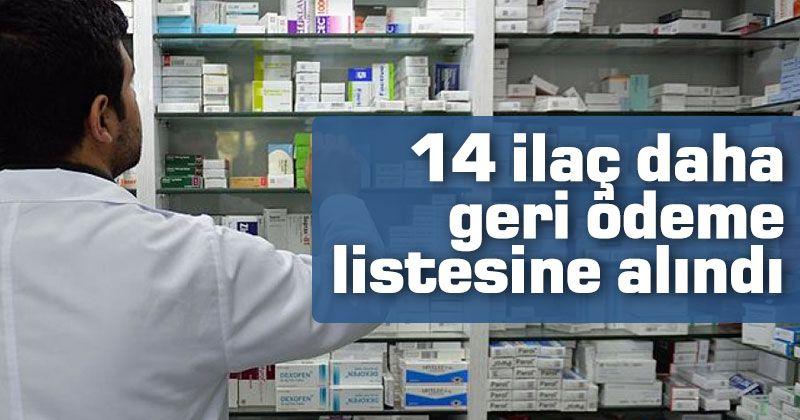 """Bakan Zehra Zümrüt Selçuk: """"4'ü kanser olmak üzere 14 ilacı daha geri ödeme listesine aldık"""""""
