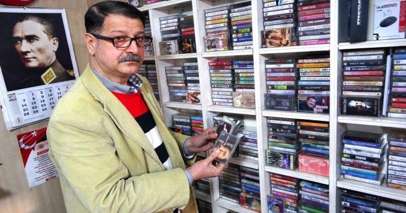 Geçmişe özlem kaset satışlarını artırdı