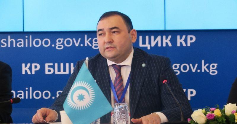 Kırgızistan'daki cumhurbaşkanlığı seçimlerinde katılım yüzde 40 oldu