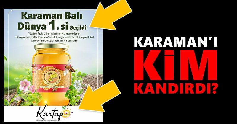 Who deceived Karaman?