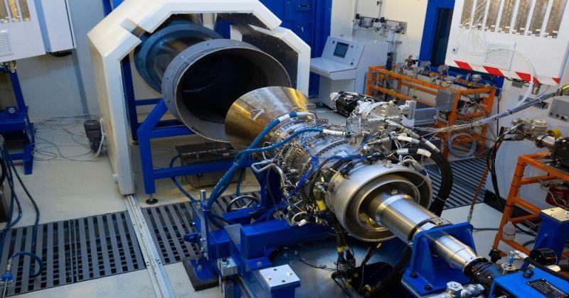 TEI-TS1400'ün ikinci motoru da başarıyla ateşlendi