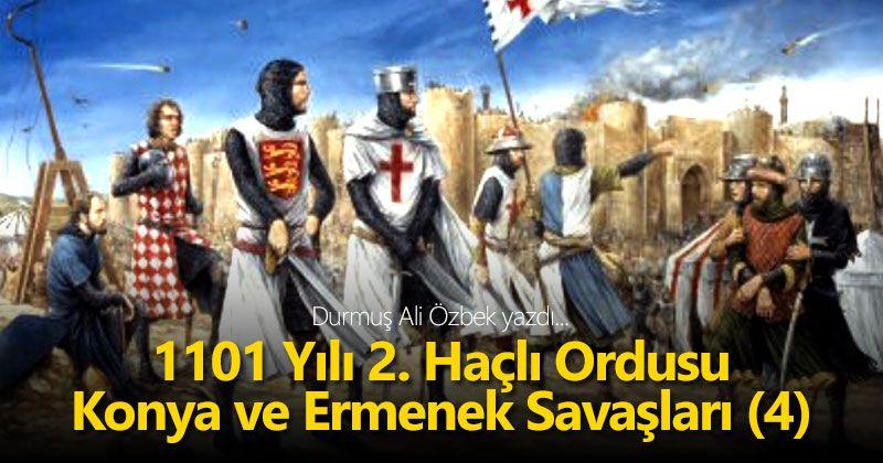 1101 Second Crusade Army Konya and Ermenek Wars (4)