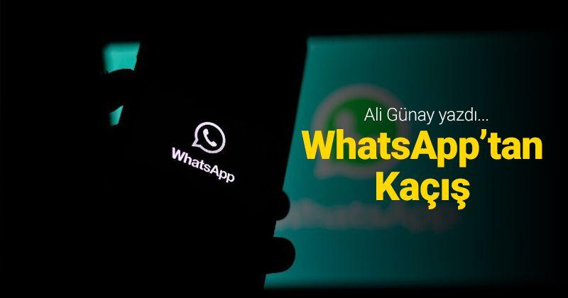 Escape from WhatsApp