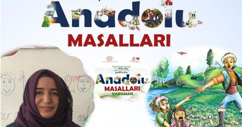 """Karaman halkı için """"Anadolu Masalları""""na davet"""