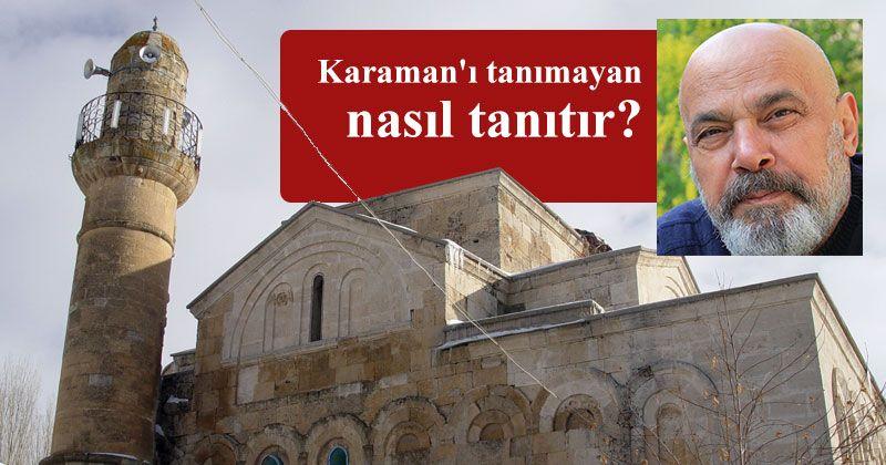 How does anyone introduce Karaman?