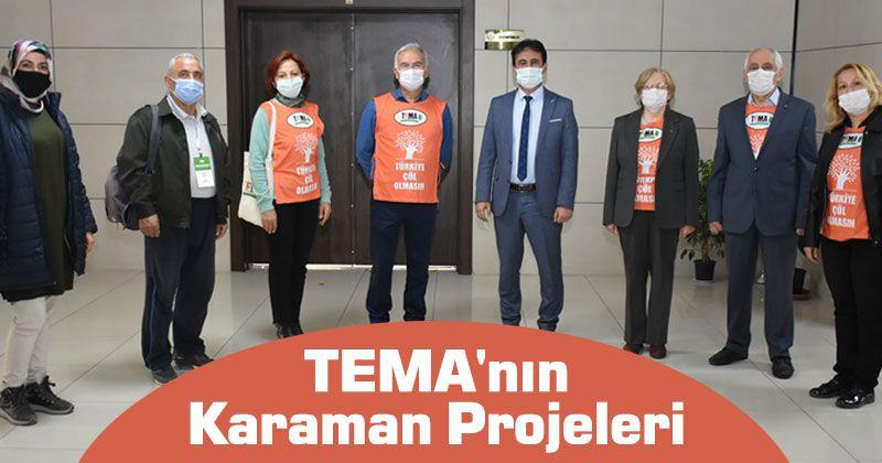 TEMA's Karaman Projects