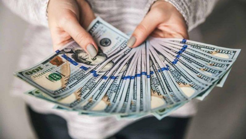 Dollar has gone down