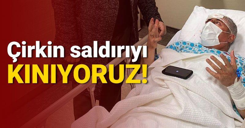 Gelecek Partisi Genel Başkan Yardımcısı Özdağ'a Saldırı!