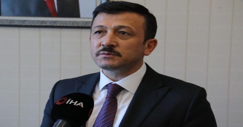 AK Partili Dağ'dan CHP Genel Başkanı Kılıçdaroğlu'na: Tam bir Hitler propagandası yapıyor