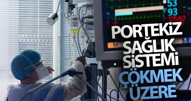 Portekiz sağlık sistemi çökmek üzere