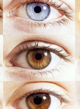 Gözleriniz sizi ele veriyor