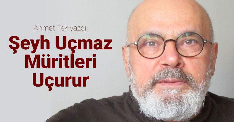 Sheikh Uçmaz Blows Disciples