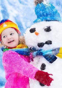 Ebeveynlere 'kar keyfi' uyarısı