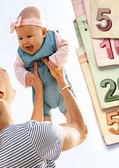 Doğum parası ne kadar oldu?