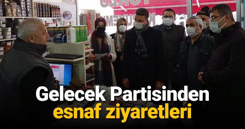Tradesmen Visits from the Future Party Karaman Organization