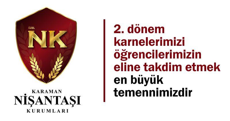 Semester Message from Karaman Nişantaşı Institutions