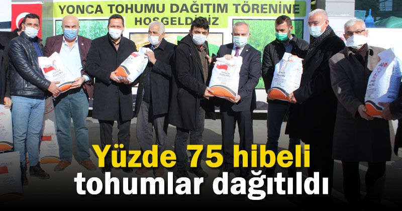 Another Support for Farmers from the Forage Crops Project in Karaman