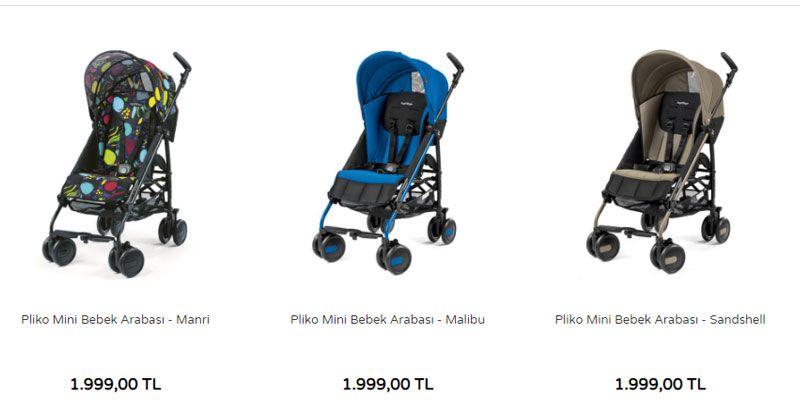 Baby Stroller Models